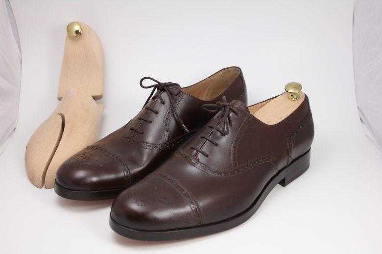 Leseni napenjalci za obutev primer neuporabe